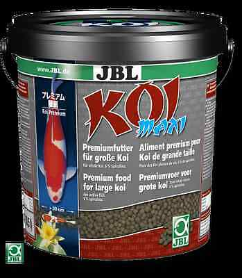 JBL Koi Food Maxi Pellets 2140g