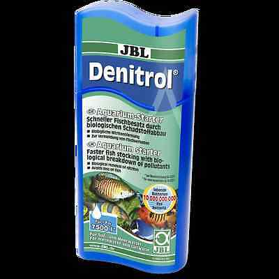 JBL Denitrol 100ml - Aquarium Bacteria Starter
