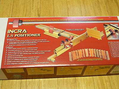 INCRA  LS25SYS fence system