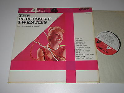 LP/ERIC ROGERS/THE PERCUSSIVE TWENTIES/London SP 44006 Phase 4 Stereo FOC