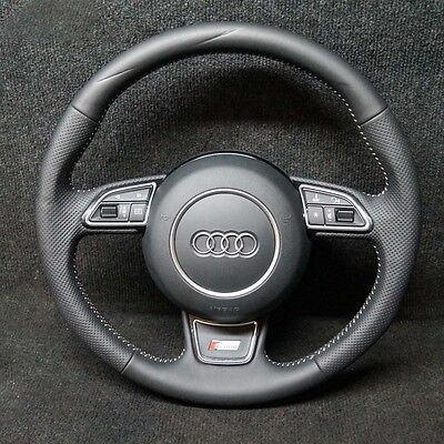 Audi A3 Multifunctional Steering Wheel With Airbag S Line 8V 2015