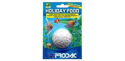 Prodac Holiday Food For Tropical And Coldwater Fish 8018189800504