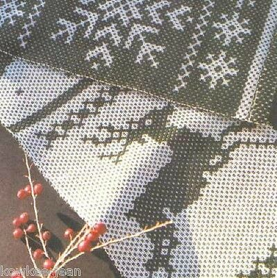 Weaver's Craft magazine #14: summer and winter; pick-up, Hopi maze placemats