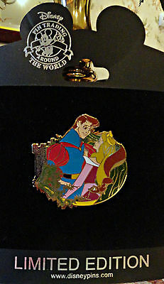 DISNEY AURORA & PHILLIP Happily Ever After LE 250 Pin SLEEPING BEAUTY NOC