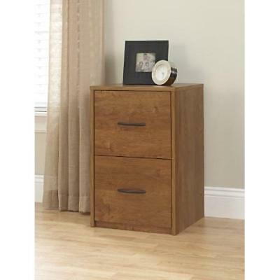 Altra Core 2 Drawer File Cabinet, Bank Adler New