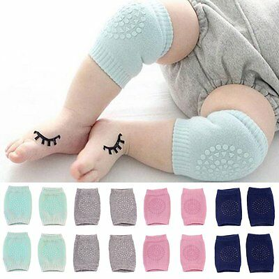 Baby Kids Safety Soft Anti-slip Elbow Cushion Crawling Knee Pad Infant Toddler