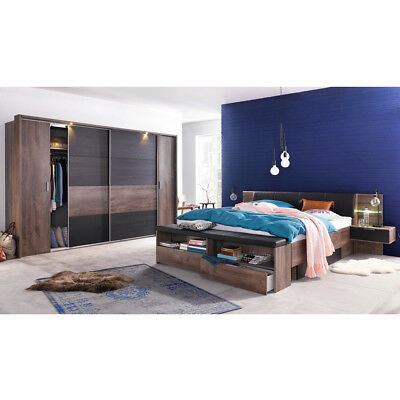 jugendzimmer sumatra extra schlafzimmer in alpinwei abetzung vintage grau eur. Black Bedroom Furniture Sets. Home Design Ideas