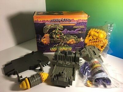 Vintage INHUMANOIDS Vehicule Earthcorps Vehicle Terrascout