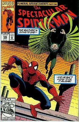 Peter Parker Spectacular Spiderman # 186 (USA, 1992)