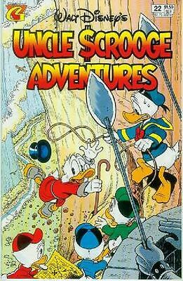 Uncle Scrooge Adventures # 22 (Barks) (USA,1993)