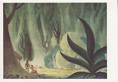 Post Card - Indian Painting (12) / Indische Malerei