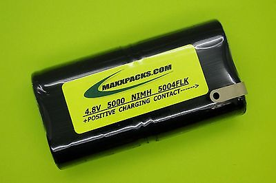 5000mAh NIMH BATTERY 4 FLUKE SCOPEMETER 96B, 97, 97AUTO, 98AUTO, B10858, AS30006