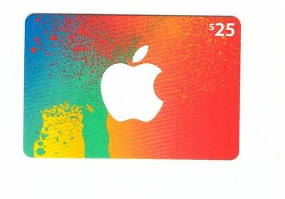Canadian iTunes Card $25: Certificate iTune Canada App Store (Gift Card) EMAIL