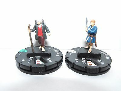Heroclix Lord Of The Rings Young And Old Bilbo Baggins