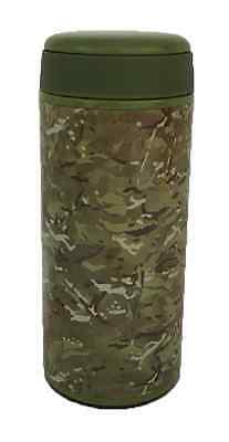 NEW -  Highlander MTP Camo Pattern Insulated Thermal Ammo Pouch Drinking Flask