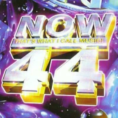 Various Artists : Now Thats What I Call Music! Volume 44 CD Fast and FREE P & P
