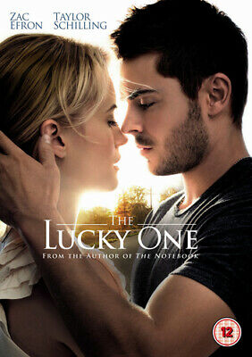 The Lucky One DVD (2012) Zac Efron