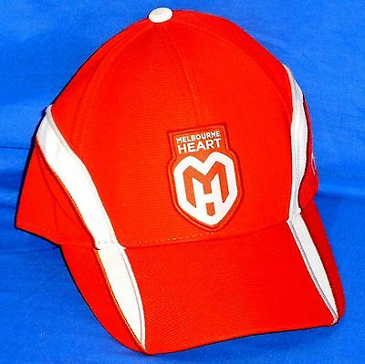 New WT 2011 Official Melbourne Heart A League Soccer Australia Football Peak Cap