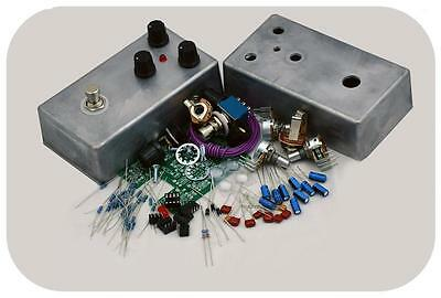 BYOC Silver Pony Overdrive Boost Effects Pedal Unassembled Kit DIY You Assemble