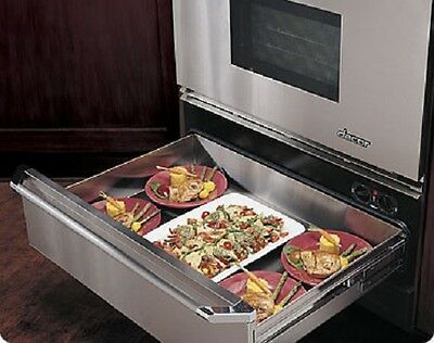 "Dacor EWO30B Epicure 30"" Black Warming Oven Drawer"
