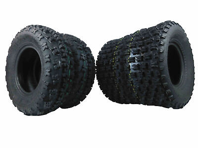 Yamaha Raptor / Warrior MassFx Front and Rear ( All 4 Tires ) 21x7-10 20x10-9
