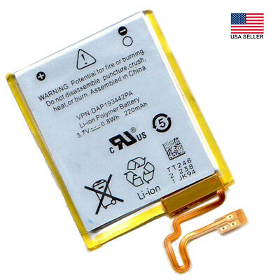 NEW Replacement internal battery for ipod Nano 7 7G 7TH GEN A1446 16GB US SELLER