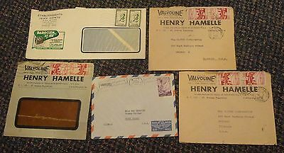 1940s-60 Morocco cover lot
