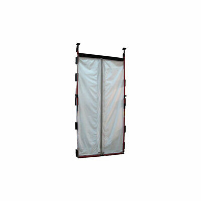 """FastCap 3rd Hand 48"""" Mag Dust Barrier Door curtain only"""