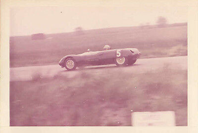 LOTUS 1098c.c. DRIVEN BY C.M.M.WILLIAMS, SLIVERSTONE 19.7.63, PHOTOGRAPH.