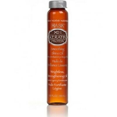 Hask Keratin Protein Smooth Shine Oil 0 .625oz