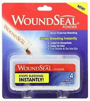 WoundSeal Powder, 4 ea (Pack of 3), New