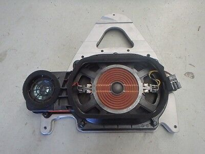 Mercedes Benz C63 AMG 2009 W204 Rear Shelf Subwoofer Speaker A2048205002 J074