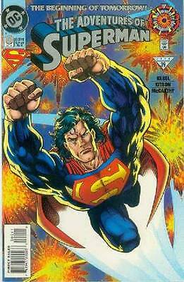 Adventures of Superman # 0 (USA, 1994)