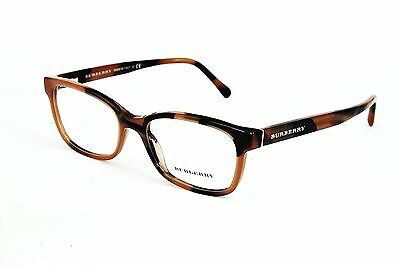 87aede807773 BURBERRY Fassung / Glasses B2201 3518 Gr.52 Insolvenzware # 333 (20)
