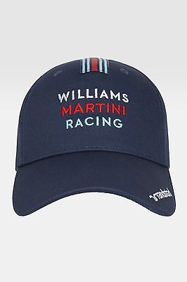 Williams Martini Racing Bottas Driver Cap