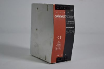 Weidmuller 8708660000 Switch-Mode Power Supply Unit 24V ! WOW !