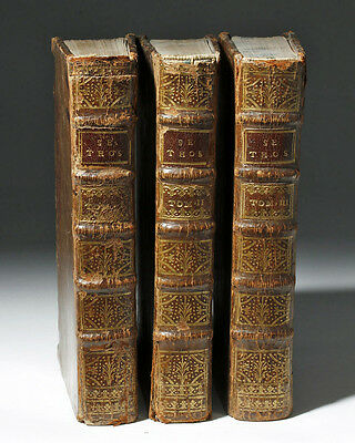 ARTEMIS GALLERY 3 Books - 1731 French Fantasy of Ancient Egypt • CAD $3,169.27