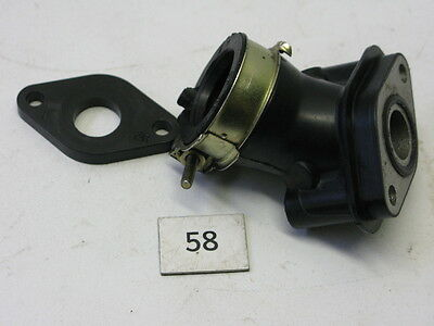 Kymco Agility 50 Inlet Manifold & Spacer #58