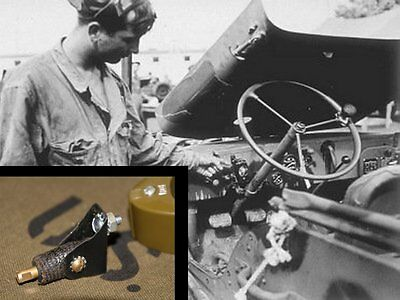 SUPPORT ARMY pour boussole jeep WILLYS ford GPW us WW2