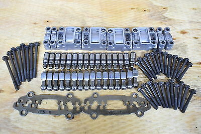 1983 Honda Cb650 Cb650Sc Cb 650 Sc Nighthawk Camshaft Holders Rocker Arms Set