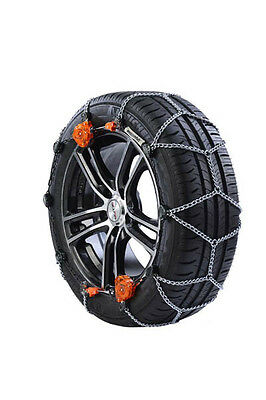 WEISSENFELS SNOW CHAINS M45 CLACK&GO SETTE L130 235/45-18 7 mm THICKNESS BE9