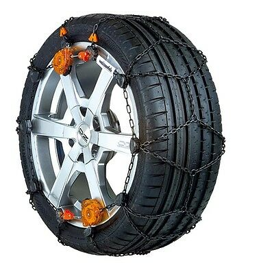 WEISSENFELS SNOW CHAINS M44 CLACK&GO PRESTIGE GR 5 165/70-14 9 mm THICKNESS DC9