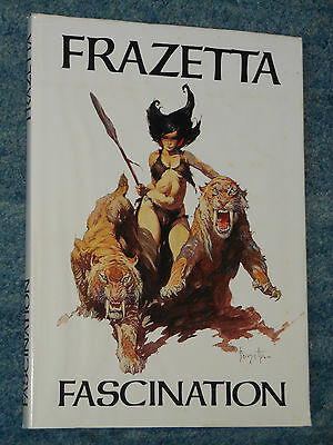 Frank Frazetta-Fascination-1984.