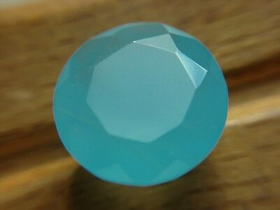 CHALCEDON  -  ROUND FACET  -  12 mm