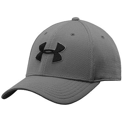 Under Armour Blitzing II Stretch Fit Cap Basecap Mütze Kappe 1254123-040
