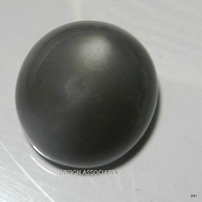 Natural Gray Moonstone 15 Mm Round Cut Aaa