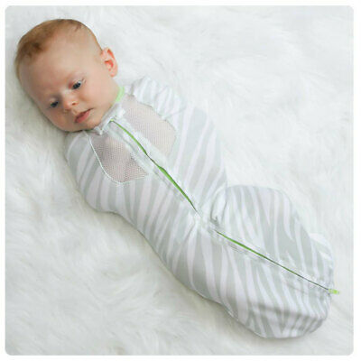 Customer Returned Woombie Air Baby Swaddle - Choose Color & Size
