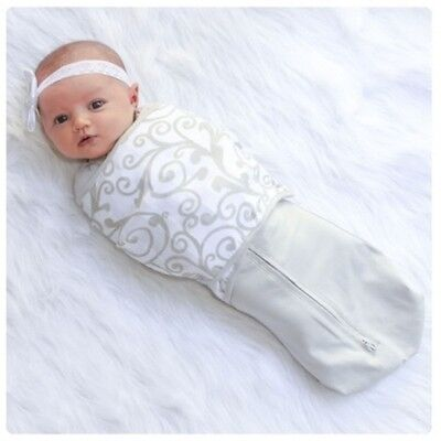 Customer Returned Woombie Wrap & Snap Baby Swaddle ~ Choose Size & Color