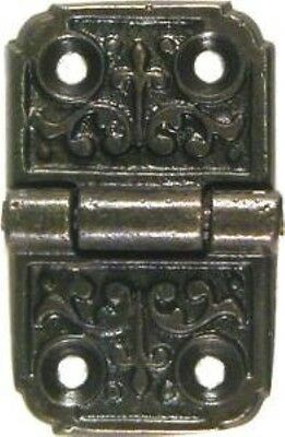 Victorian Style Butt Hinge - Iron - antique, old, rustic, design