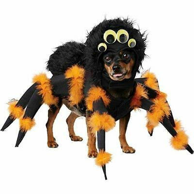 California Costumes Spider Pup Dog Animal Pet Halloween Costume PET20149